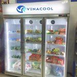 tủ trưng bày nước ngọt vinacool