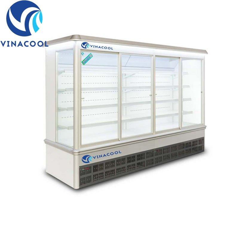tủ mát trưng bày thực phẩm vinacool slg-1500fya