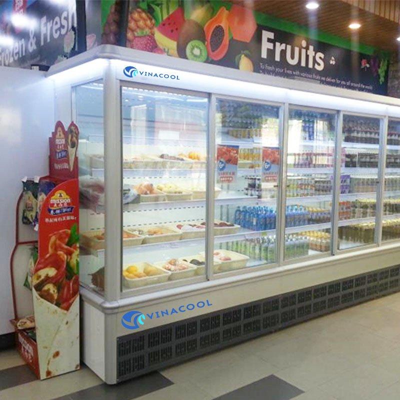 tủ trưng bày bảo quản slg-1500fya