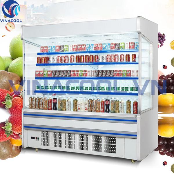 Tủ bảo quản rau củ quả nước giải khát Vinacool