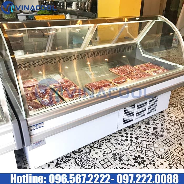 bảo quản thịt trong môi trường lạnh phù hợp
