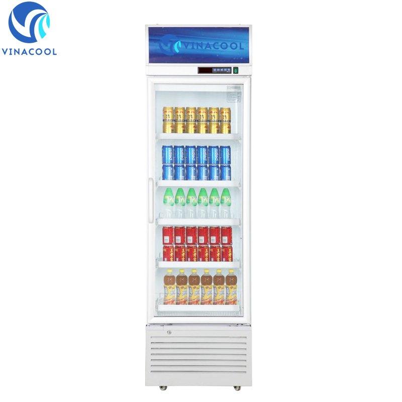 tủ mát đựng nước ngọt Vinacool SLG-360