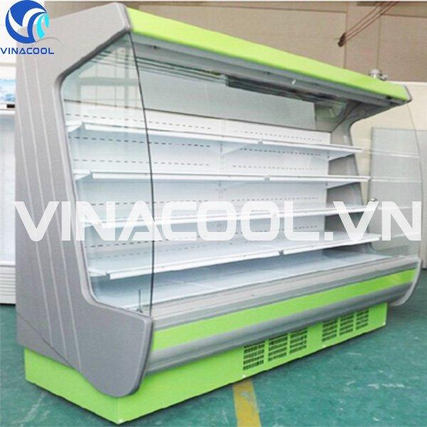 Những mẫu tủ mát trưng bày thực phẩm Vinacool SLG-2000FB