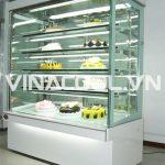 tủ trưng bày bánh ngọt Vinacool giá rẻ