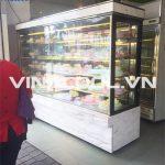 tủ bánh sinh nhật Vinacool DL-1500