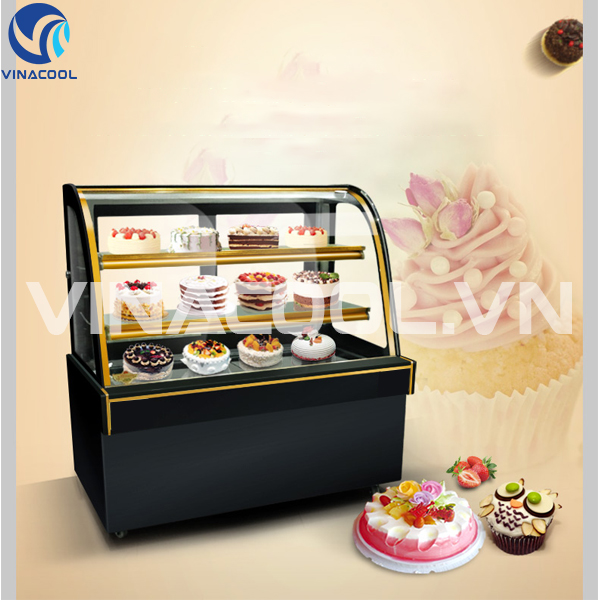 tủ đựng bánh kem vinacool sgf-480