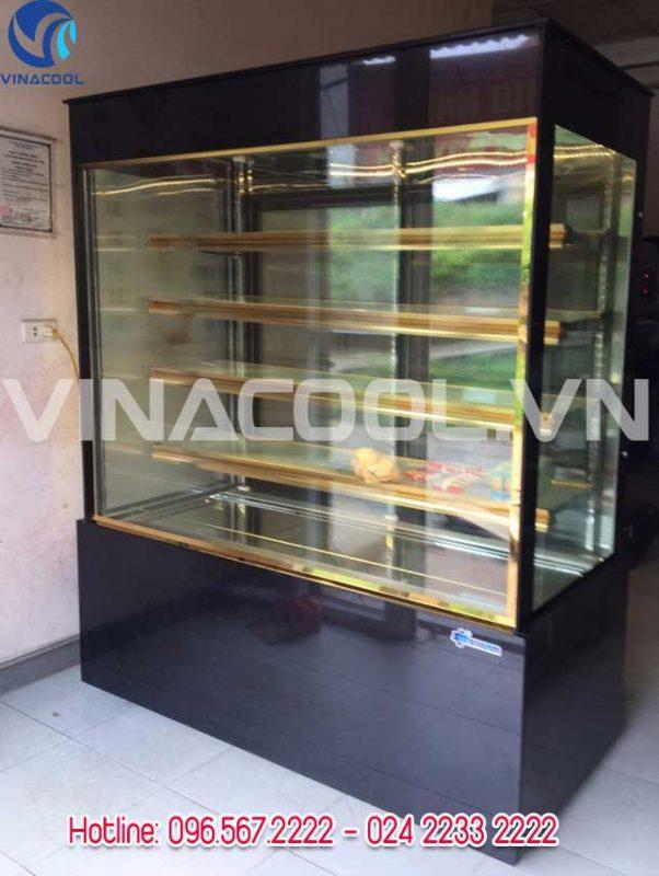 Tủ trưng bày bánh kem Vinacool dễ dàng vệ sinh