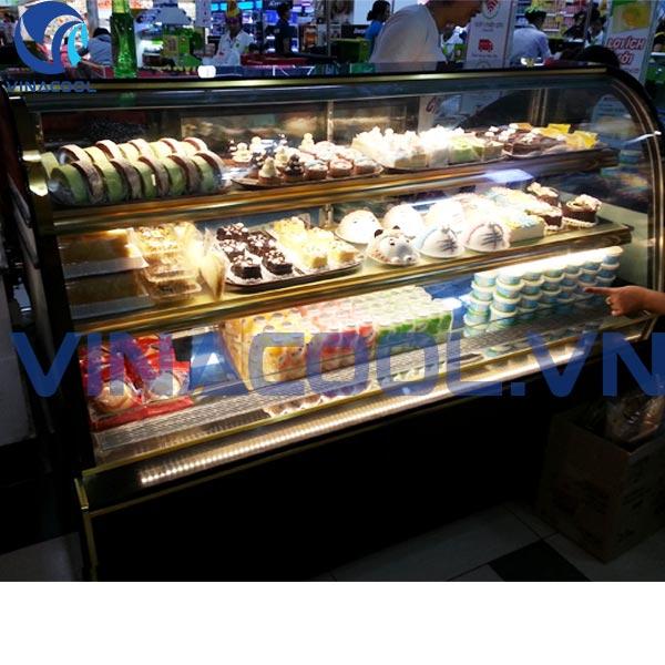 tủ bảo quản bánh ngọt sgf-580
