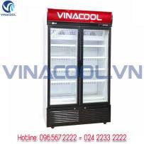 tủ đông lạnh 2 cánh kính Vinacool SLD-1240F
