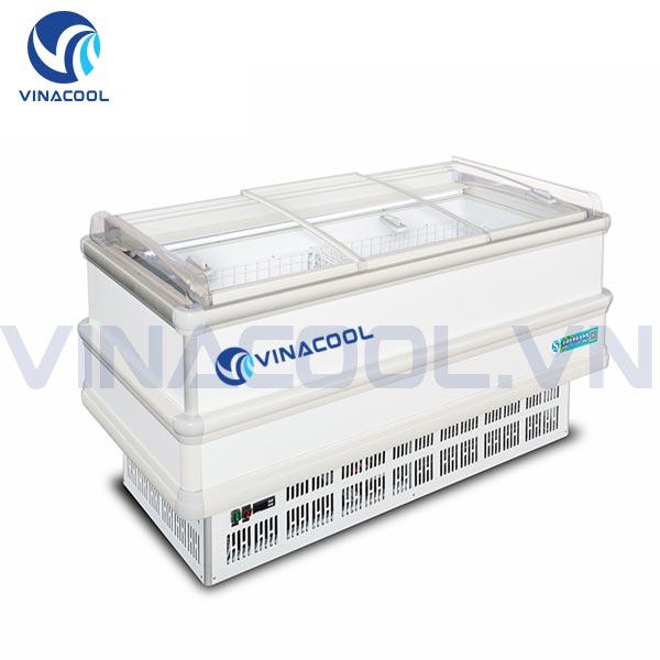 tủ đông bảo quản thực phẩm siêu thị vinacool SWD-1850FY
