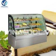 tủ trưng bày bánh vinacool sgf-580