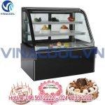 tủ bánh sinh nhật vinacool SGF-580