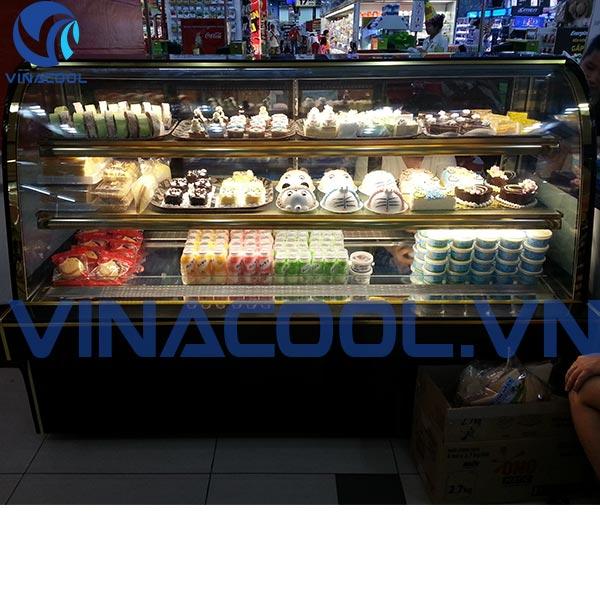 tủ bánh kem vinacool sgf-580