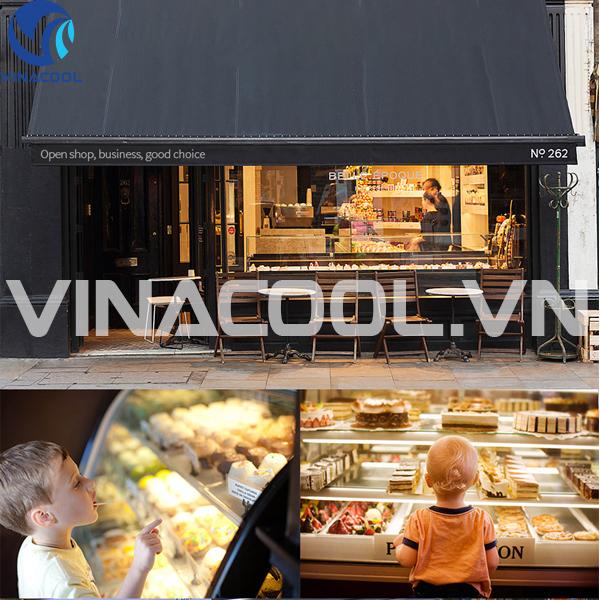 địa chí bán tủ trưng bày bánh kem giá rẻ ở Hà Nội