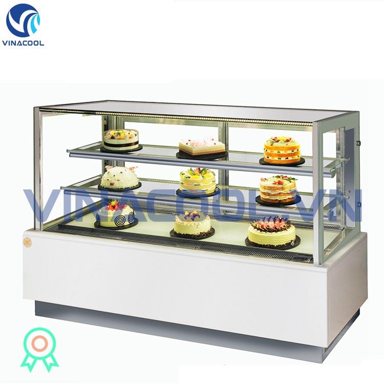 tủ trưng bày bánh ngọt đẹp