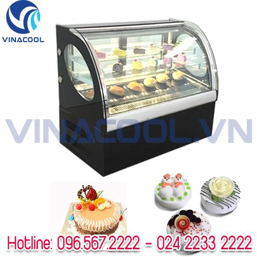 ưu điểm của tủ trưng bày bánh kem để bàn Vinacool