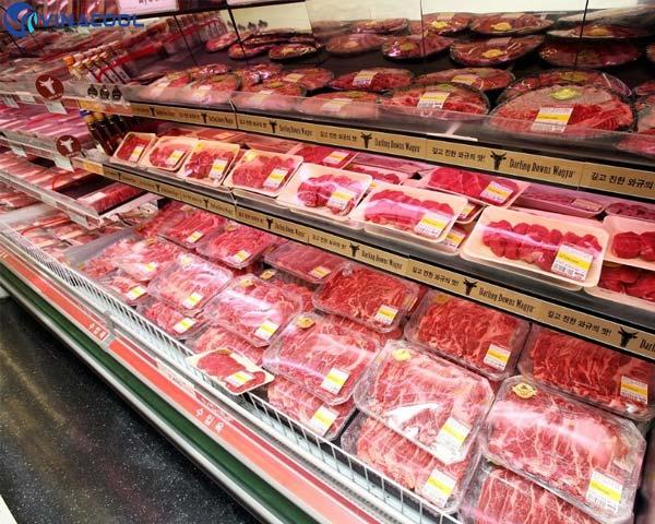 mở cửa hàng thịt sạch