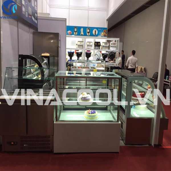 Vinacool bán tủ trưng bày bánh kem giá tốt nhất ở TPHCM