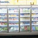 lắp đặt hệ thống tủ mát siêu thị tại thái nguyên