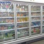 lắp tủ siêu thị tại Thái Nguyên