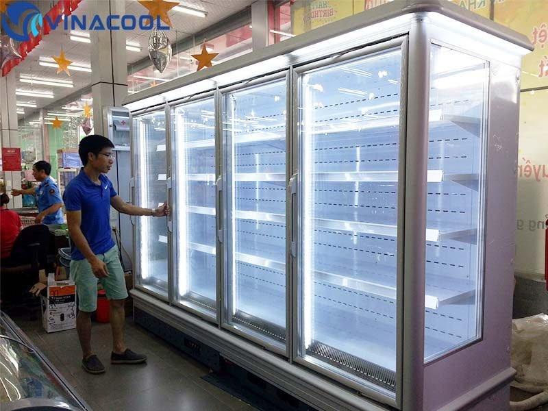 lắp đặt hệ thống siêu thị tại thái nguyên