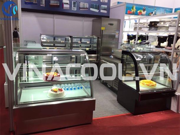 Vinacool địa chỉ mua tủ trưng bày bánh kem giá rẻ ở TPHCM