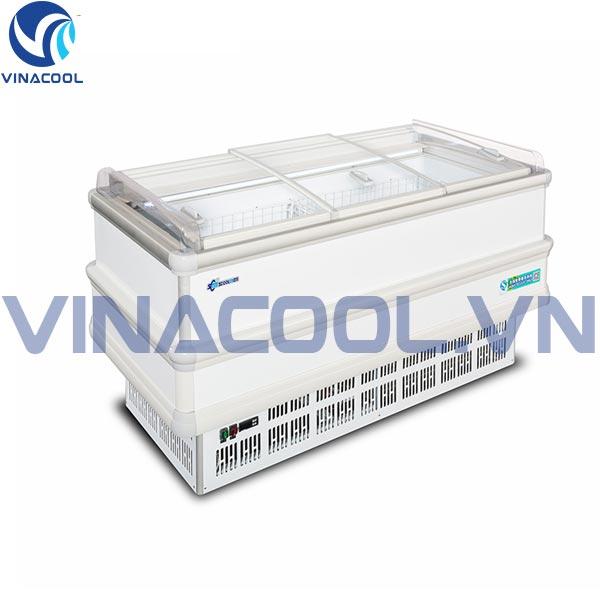 tủ đông bảo quản thực phẩm Vinacool