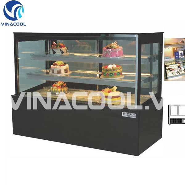 tủ bảo quản bánh gato Vinacool