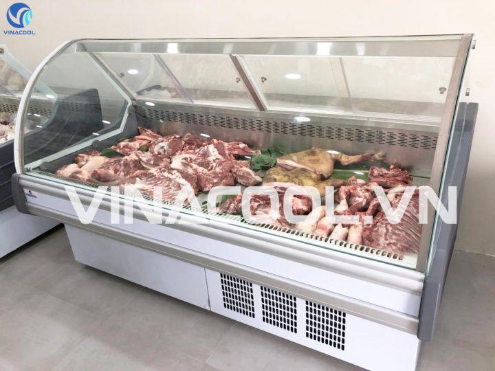 tủ mát bảo quản thịt Vinacool