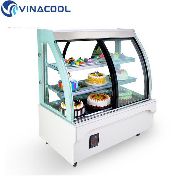 tìm hiểu rõ thông số kỹ thuật tủ trưng bày bánh kem