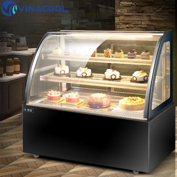 Những lỗi thường gặp khi sử dụng tủ trưng bày bánh kem