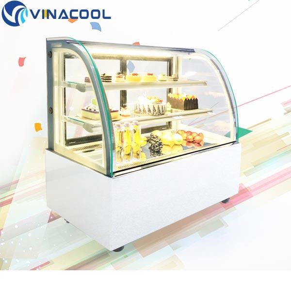 phun ẩm tủ trưng bày bánh kem Vinacool