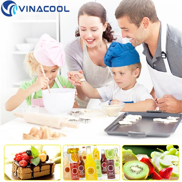 mua tủ mát đựng bánh kem Vinacool