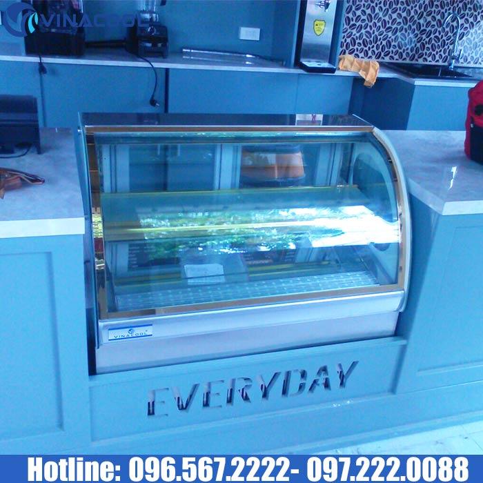 tủ bánh quầy bar Vinacool