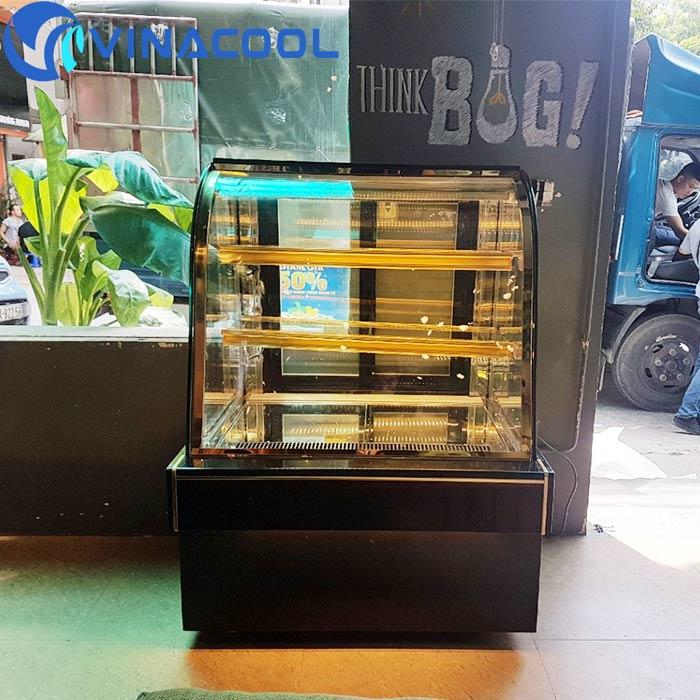 tủ máy trưng bày bánh kem VInacool