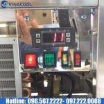 bảng điều khiển tủ bánh kem dh900