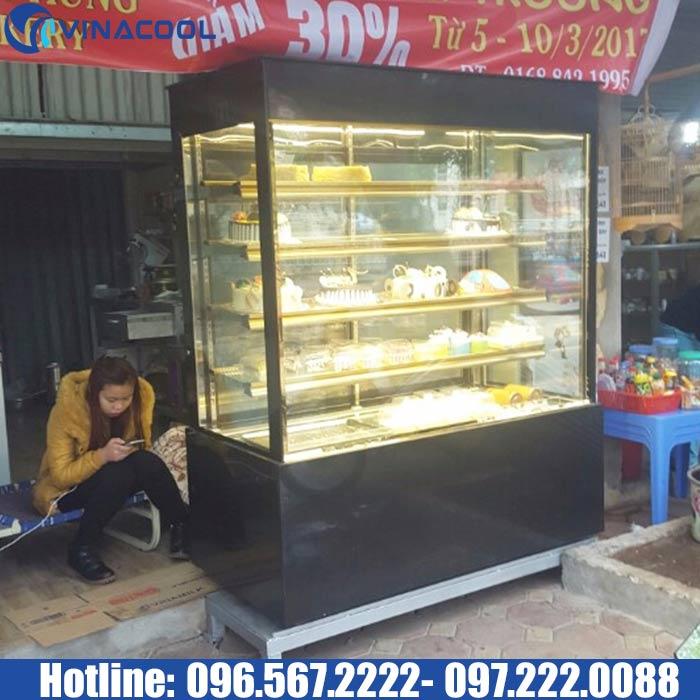 tủ bán bánh ngọt Vinacool
