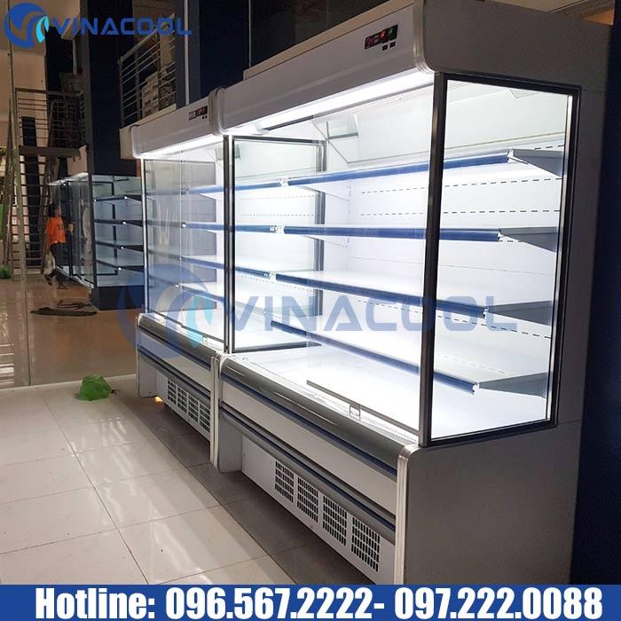 Vinacool thương hiệu đầu về các thiết bị lạnh siêu thị