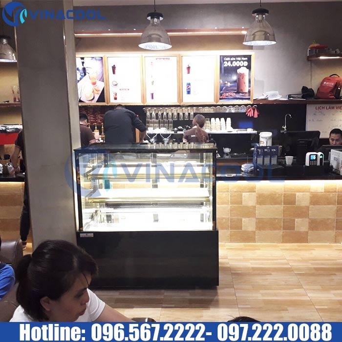 Tủ bánh kem 1m VinacoolDZA-1000