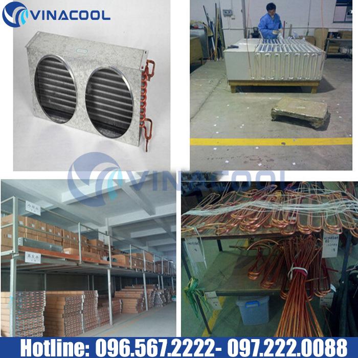 hệ thống làm lạnh tủ đông Vinacool