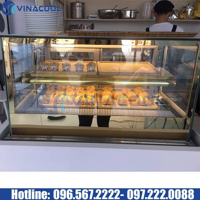 tủ trưng bày bánh gato Vinacool