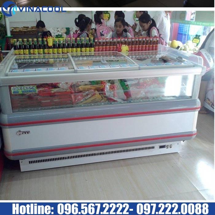 tủ bảo quản hàng đông lạnh Vinacool