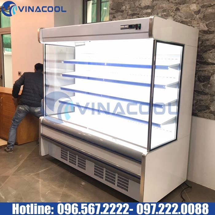 tủ mát công nghiệp Vinacool chất liệu cao cấp