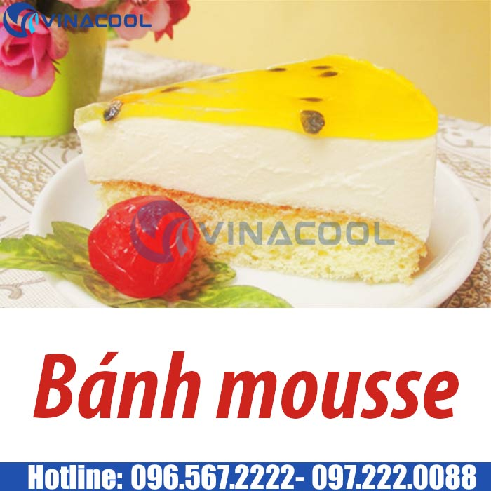 bánh mousse