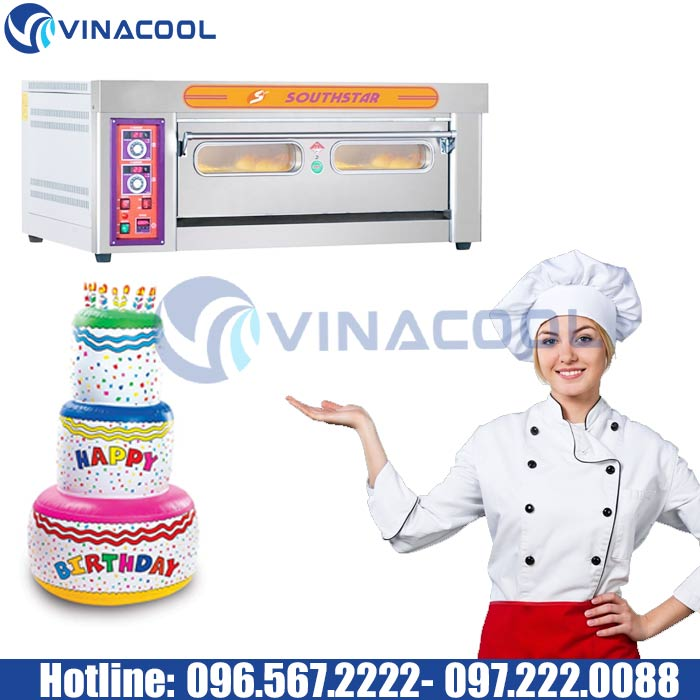 lò nướng bánh sinh nhật Vinacool