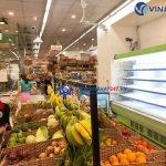 tủ trưng bày siêu thị cao cấp