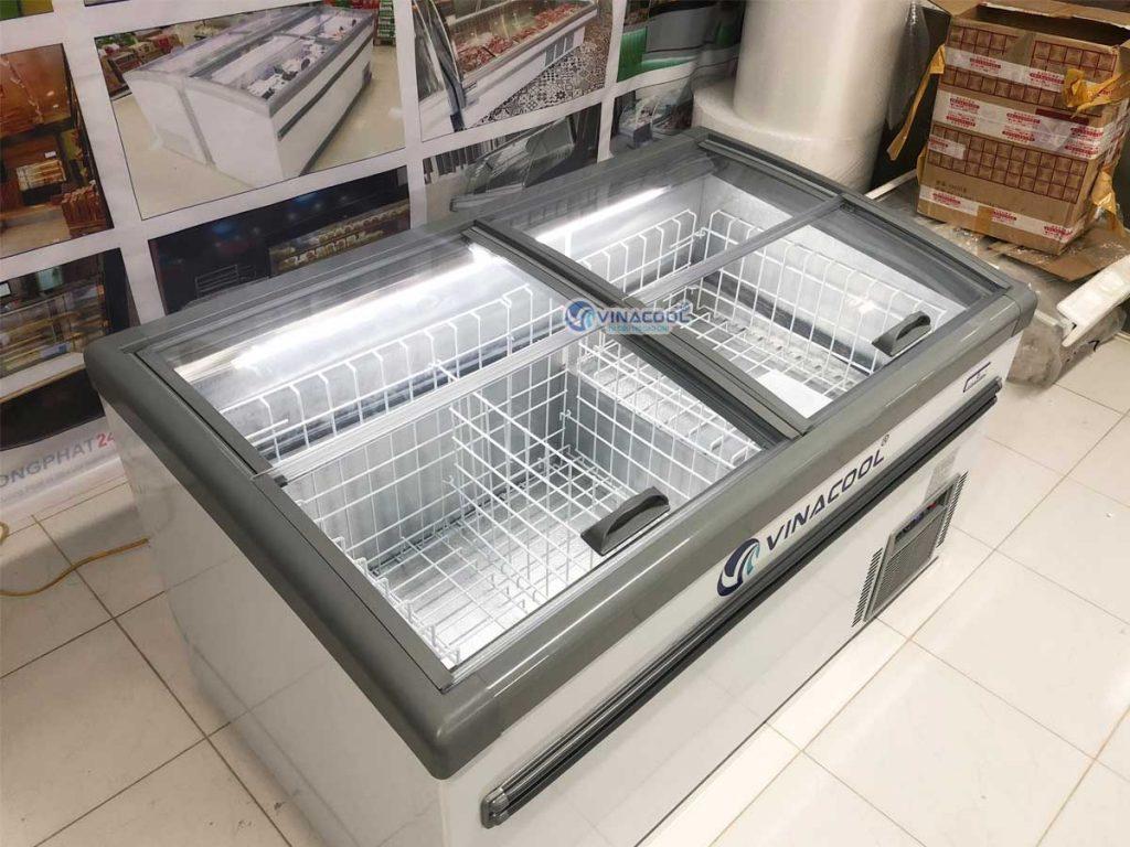 tủ đông lạnh nằm 1m5