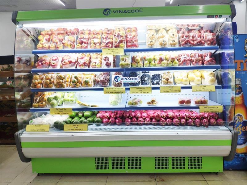 tủ bảo quản trái cây 2m5