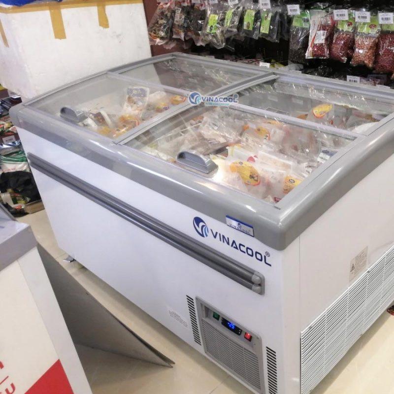 tủ đông bảo quản thực phẩm siêu thị
