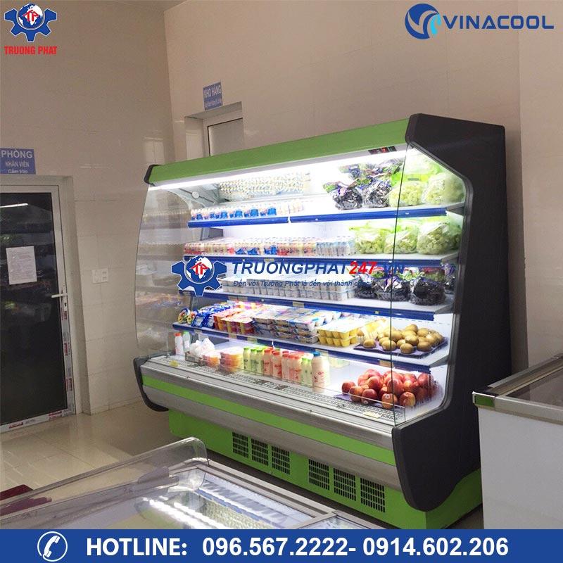 tủ mát trưng bày thực phẩm SLG-2000FB